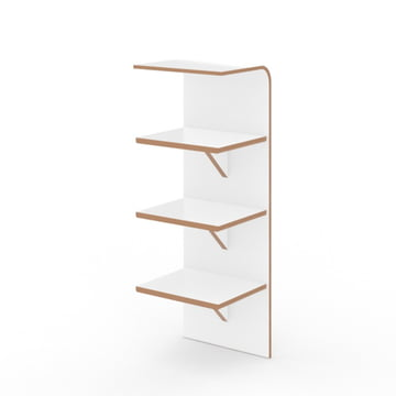 Leaning Schuh Shoe Rack by Tojo