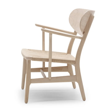 Carl Hansen - CH22, Soaped Oak