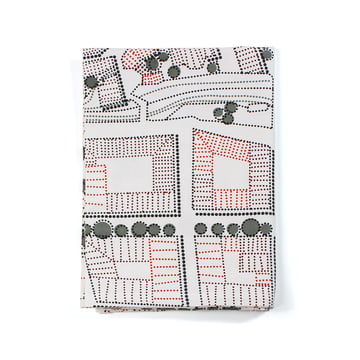 Tea Towel City color by Born in Sweden
