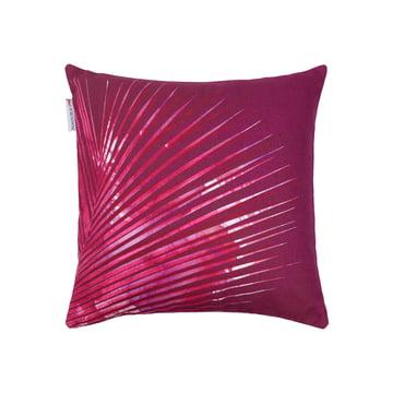 Red Edition - Hanoi Cushion, prune 40 x 40 cm