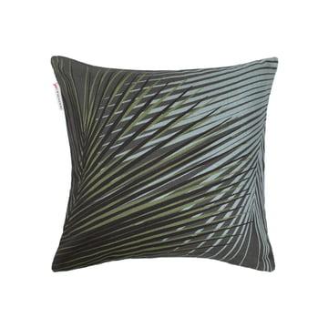 Red Edition - Hanoi Cushion, khaki grey 40 x 40 cm