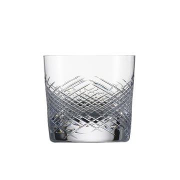 The Hommage Comète Whisky Glass by Zwiesel 1872 in small