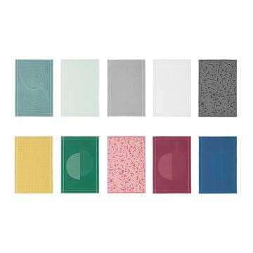 Illusion dishcloth: the colourful diversity