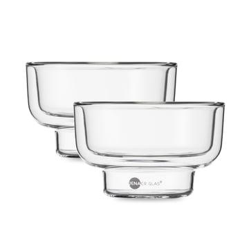 Jenaer Glas - Match Glass Bowl 160ml (set of 2)