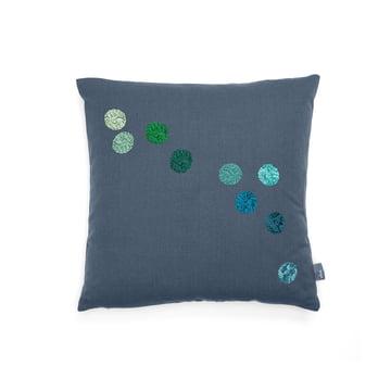 Vitra - Dot Cushion 40 x 40cm, blue grey