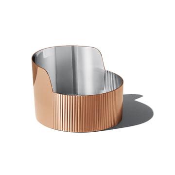 Georg Jensen - Urkiola Bowl, Stainless Steel/PVD, Ø 11cm