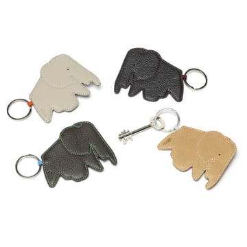 Key ring elephant keychain by Vitra