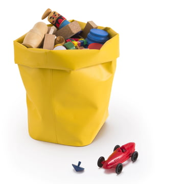 Roll-Up: Practial Basket for Toys