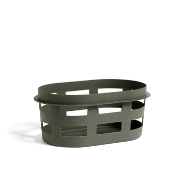 The Hay - laundry basket in army, S