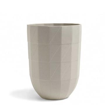 The Hay - Paper Porcelain Vase in L