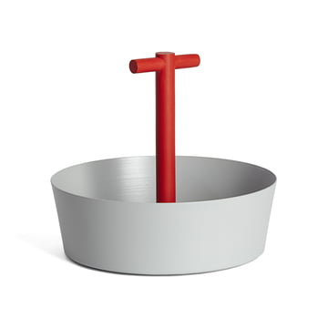 General Bowl with red handle
