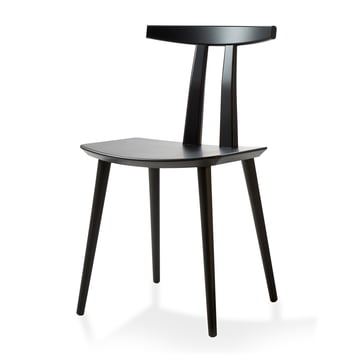 J111 Chair by bruunmunch in black