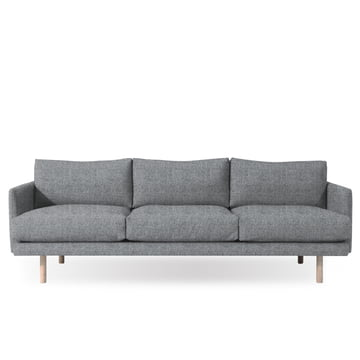 3-seater Emo from bruunmunch with Kvadrat fabric Hallingdal 130
