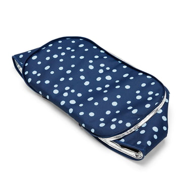 The reisenthel - coolerbag in navy spots