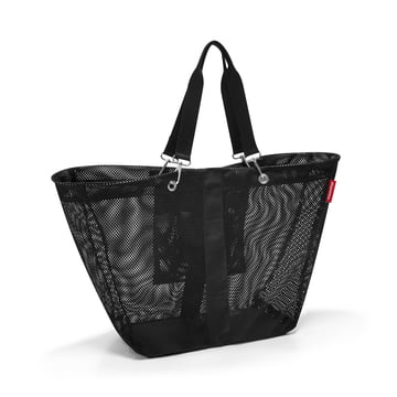 The reisenthel - meshbag L in black