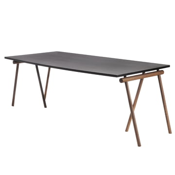 The applicata - Stick top table in black