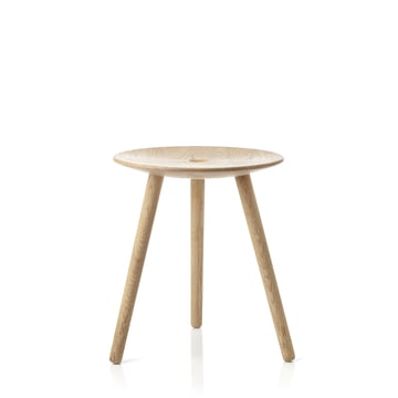The applicata - Di Volo Stool in Oak