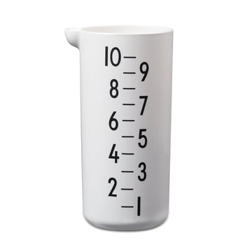 The measuring jug, 1l by Design Letters