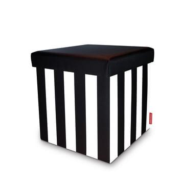 Sitting Box Black & White by Remember