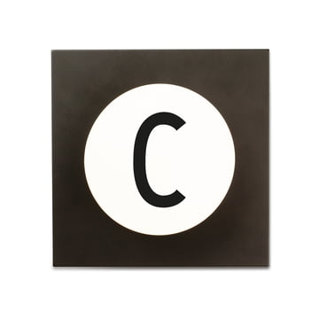 Hook2 Letter wall hook C by Design Letters