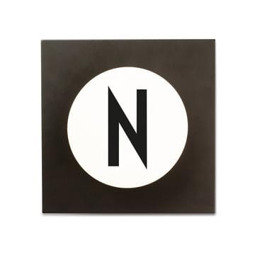 Hook2 Letter wall hook N by Design Letters