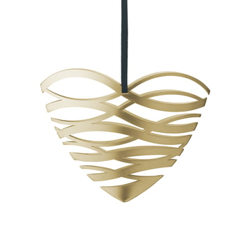 Tangle Ornament Heart by Stelton in Large