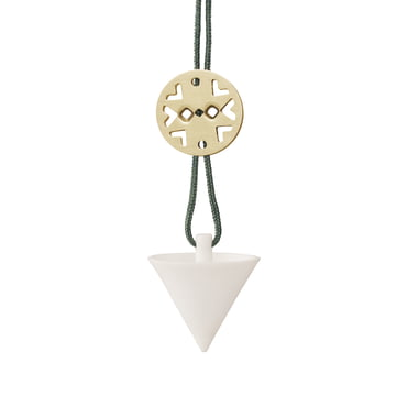 Nordic Ornament Cone by Stelton made of Ceramic