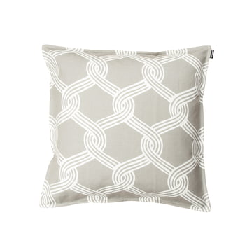 Marimekko - Sulhasmies Cushion Cover 50 x 50cm, grey white / beige