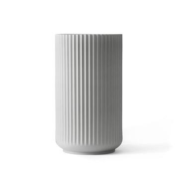 Lyngby Porcelæn - Lyngby Vase, light grey, H 20 cm
