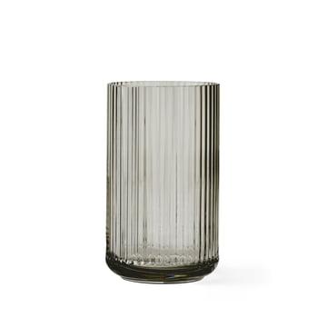 Lyngby Porcelæn - Glass Vase, transparent, H 15 cm