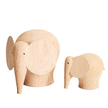 Nunu Elephant in Small and Medium