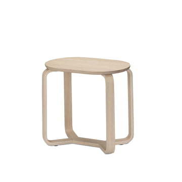 Turn Stool made of Ash Wood by Skagerak