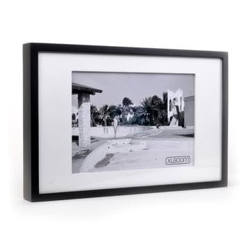Berlin Frame in DIN A4 by XLBoom in white / black
