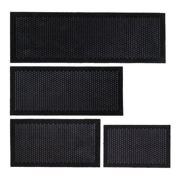The tica copenhagen - Dot Doormat in black / grey
