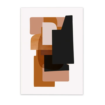 Abstraction Poster 3 by ferm Living