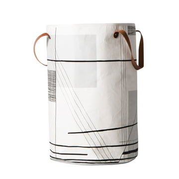 Trace Laundry Basket by ferm Living