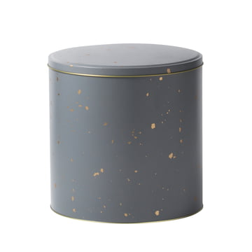 Confetti Tin Box Large Ø 22 cm from ferm Living