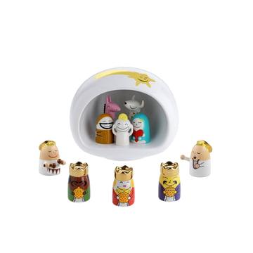 Presepe Nativity Set from A di Alessi