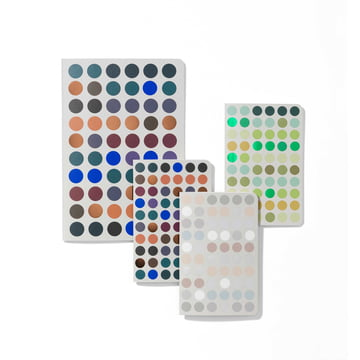 Dot Notebook by Hella Jongerius for Vitra