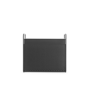 Analog Magazine Holder by Normann Copenhagen in Black