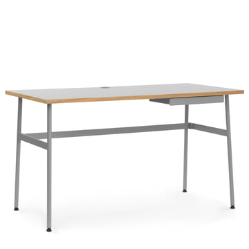 Journal Desk by Normann Copenhagen in Grey