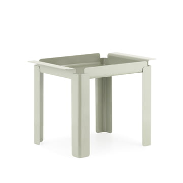 Normann Copenhagen - Box table 33 x 48 cm, cement grey