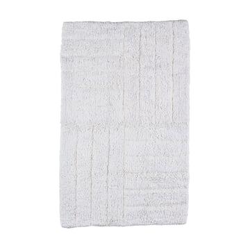 Bath Mat 80 x 50 cm by Zone Denmark in White