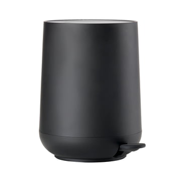 Nova Pedal Bin 5 L by Zone Denmark in Black