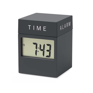 4-in-1 Twist Clock by MoMA