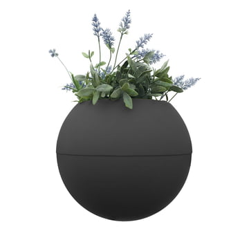 The rephorm - ballcony bloomball Planter in anthracite