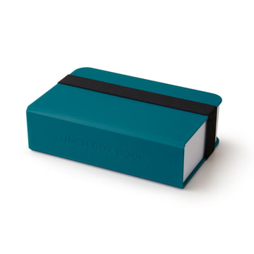 Lunch Box Book by Black + Blum in Ocean