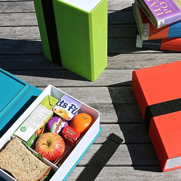 Lunch Box Book by Black + Blum
