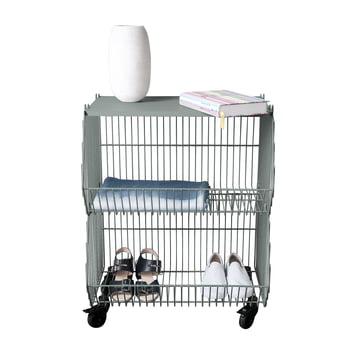 Pension für Produkte - Home Wire Basket, cement grey