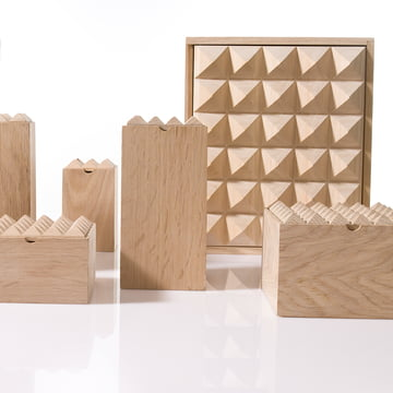 Korridor - Pyramid storage box